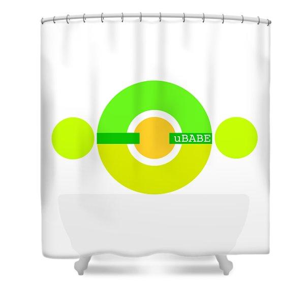 Spring Sunshine Shower Curtain