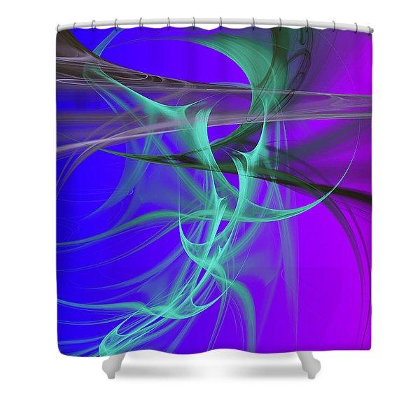 Stalwarts Shower Curtain
