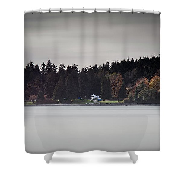 Stanley Park Vancouver Shower Curtain