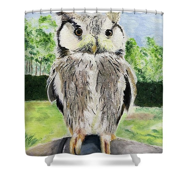 Steve Shower Curtain