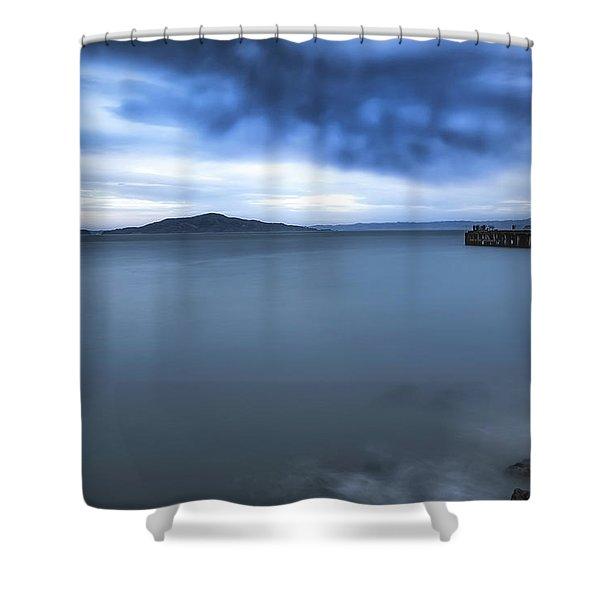 Still Waters- Shower Curtain
