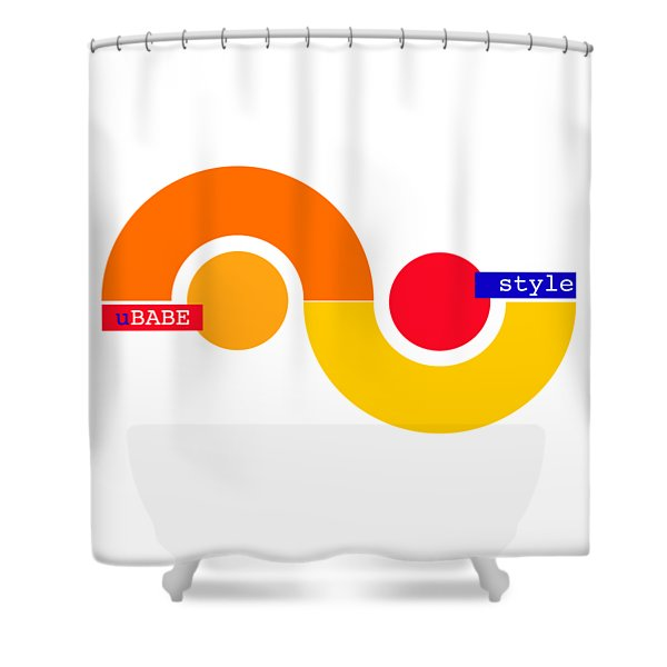 Storm Style Shower Curtain