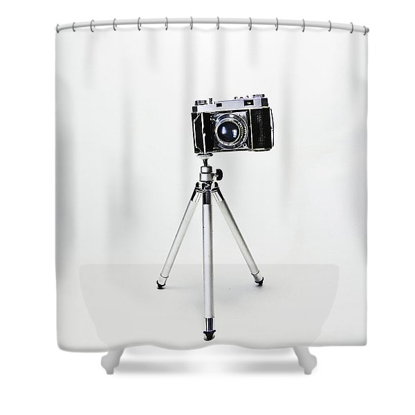 Studio. Kodak Retina 2. Shower Curtain