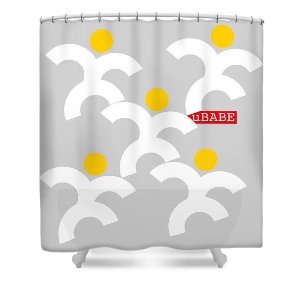 Style Dance Shower Curtain