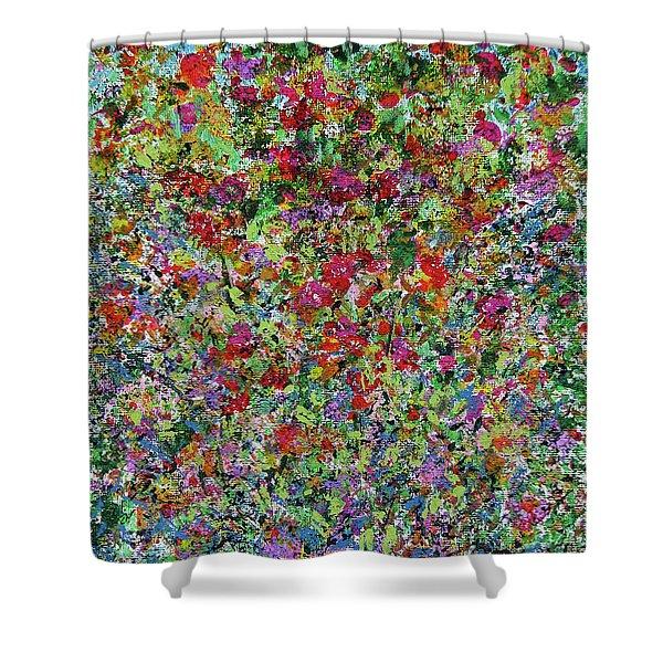 Summer Shower Curtain