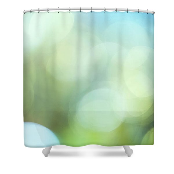 Summer Day II Shower Curtain