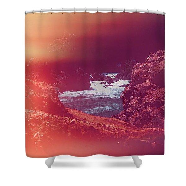 Summer Dream IIi Shower Curtain