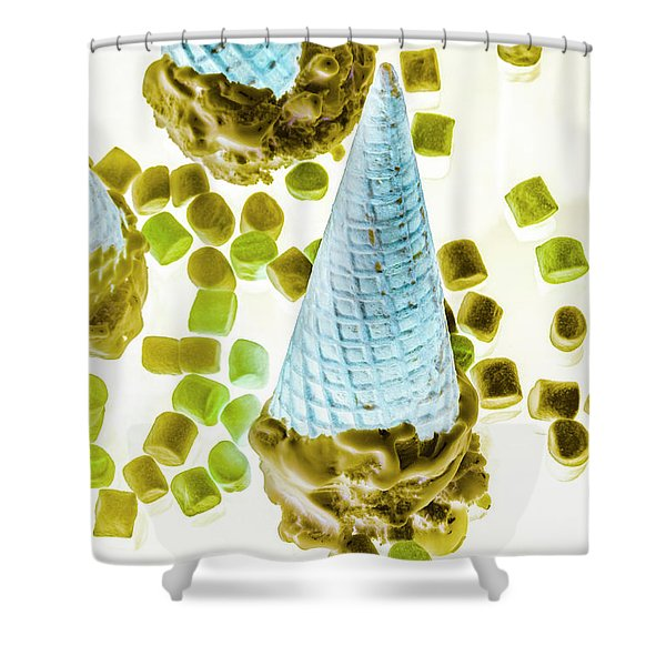 Summer Tips And Parlour Tricks Shower Curtain