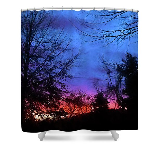 Sunrise In Tennessee Shower Curtain