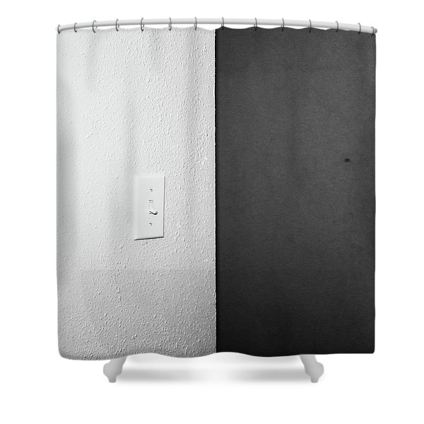 Switch Shower Curtain