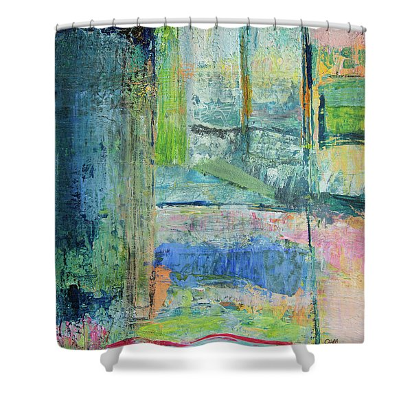 Tea With Henri One Shower Curtain