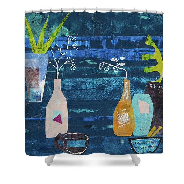 Teatime One Shower Curtain