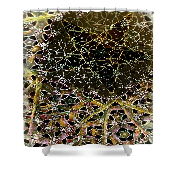 Tela 2 Shower Curtain