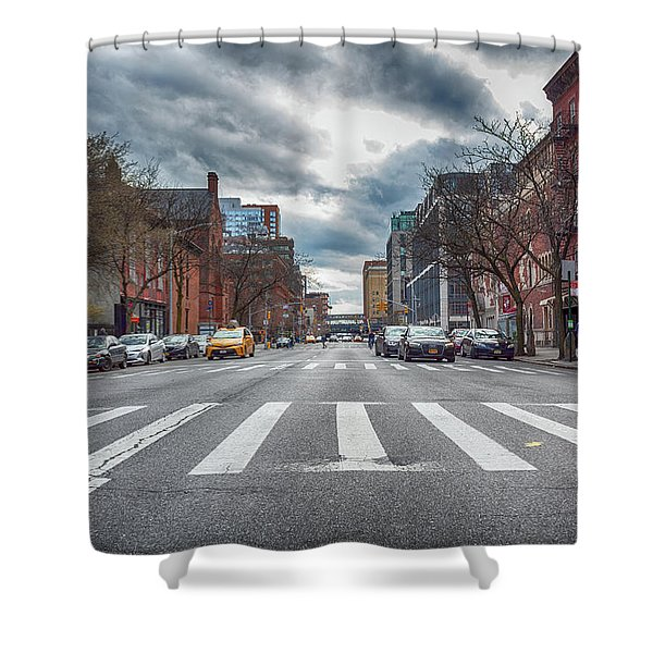 Tenth Avenue Freeze Out Shower Curtain