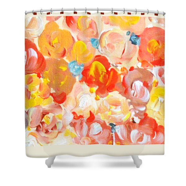 Thank You #2 Shower Curtain