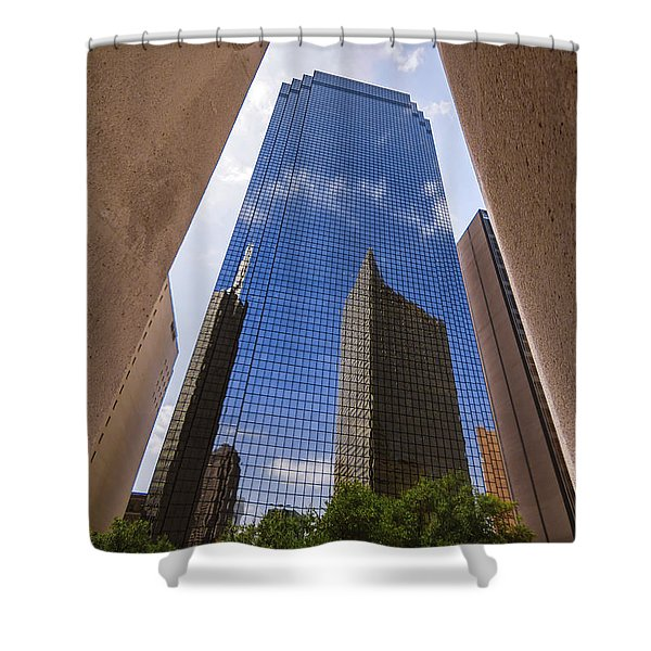 Thanksgiving Tower Shower Curtain