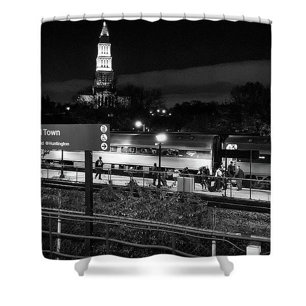 The Alx Shower Curtain