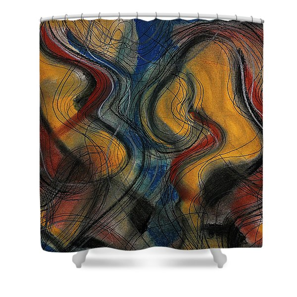 The Bow Shower Curtain