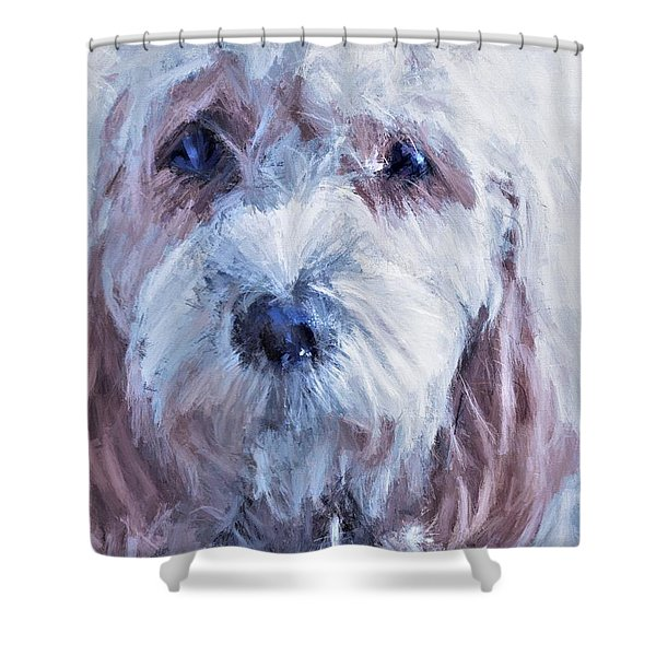 The Darling Shower Curtain