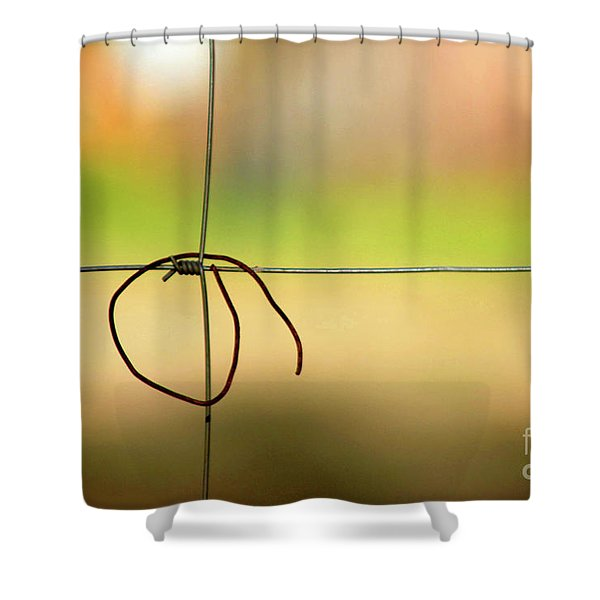 The Days Go By Shower Curtain