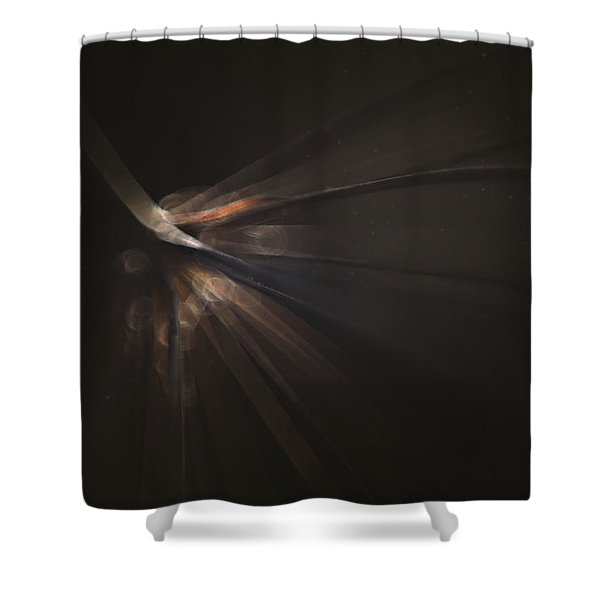 The Dying Of The Light Shower Curtain