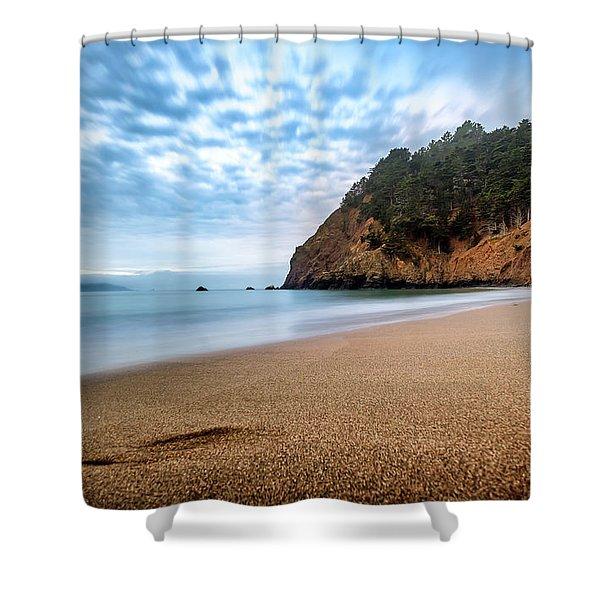 The Escape- Shower Curtain