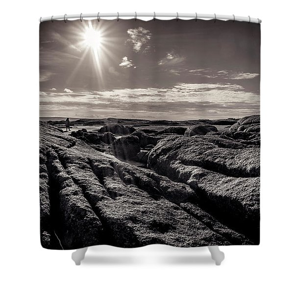 The Fingers Shower Curtain