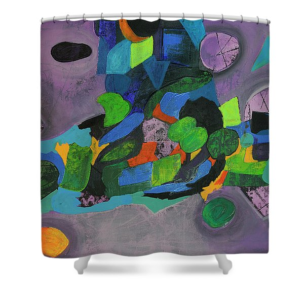 The Force Of Nature Shower Curtain