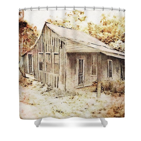 The Home Place Shower Curtain