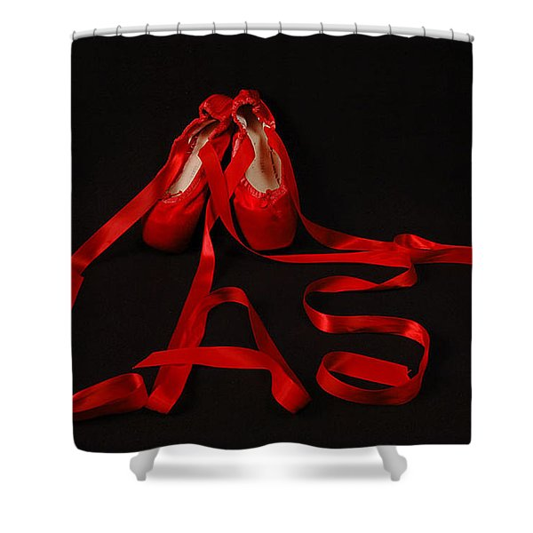 The Last Dance Shower Curtain