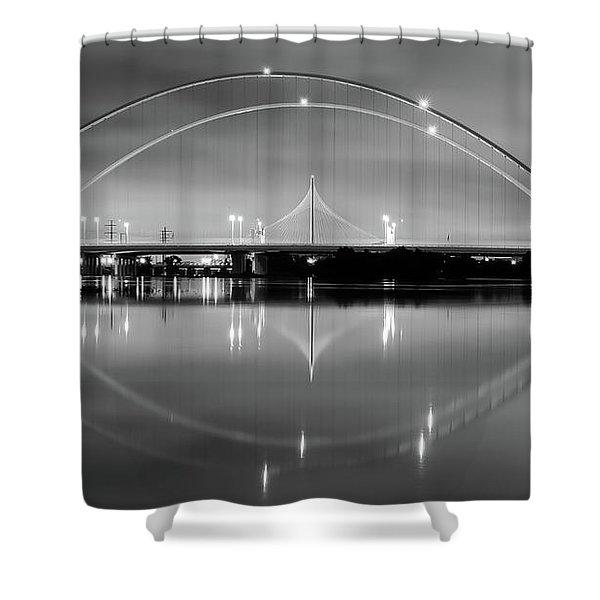 The Margaret Mcdermott Bridge Shower Curtain