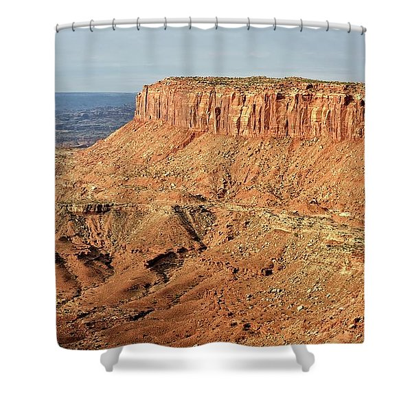 The Mesa Shower Curtain