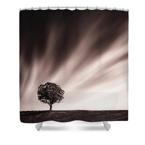 The Power Of One Shower Curtain