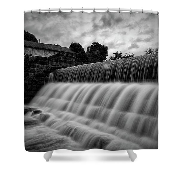 The Rezzy Shower Curtain