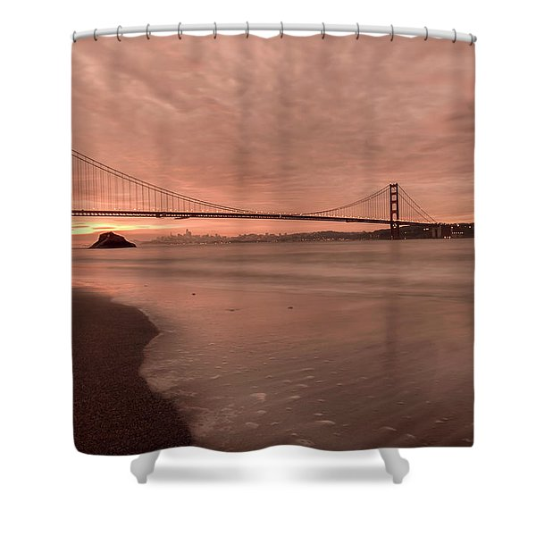 The Rising- Shower Curtain