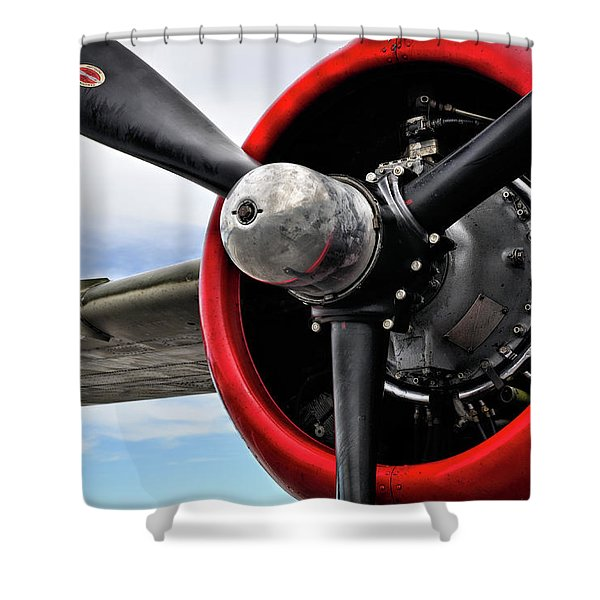 The Sky's The Limit Shower Curtain