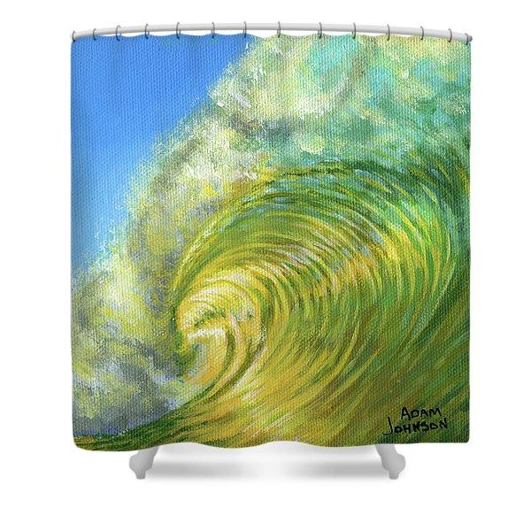 Third Coast Dreaming Shower Curtain
