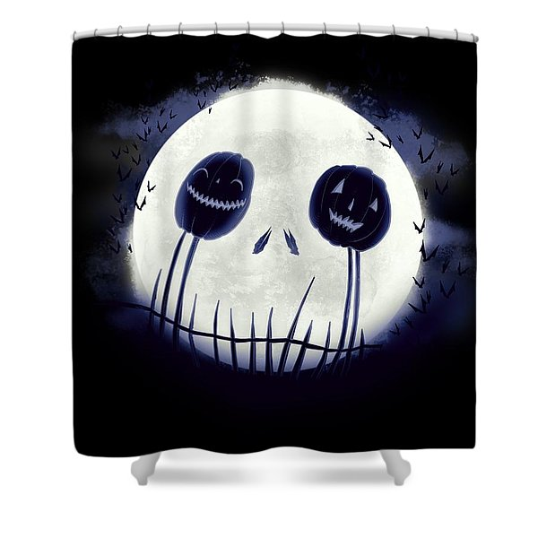 This Is Halloween Shower Curtain