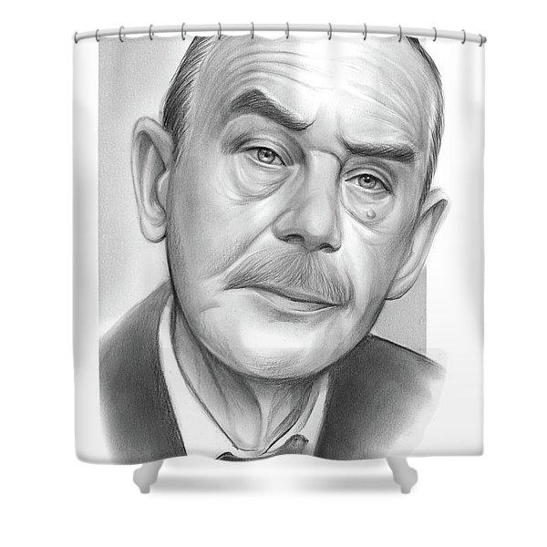 Thomas Mann Shower Curtain