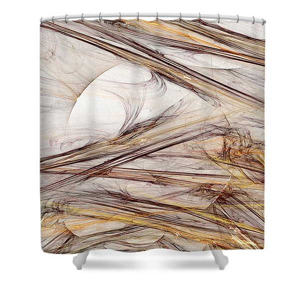 Time Has Come Today Shower Curtain