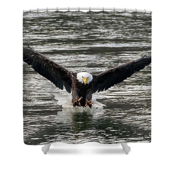 Time To Strike Shower Curtain