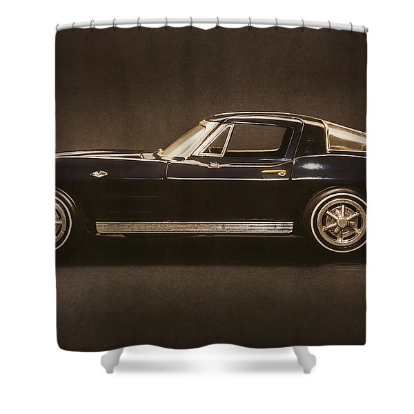 Timeless Classic Shower Curtain