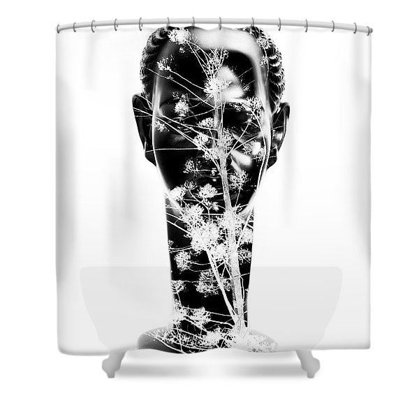 To Plant A Seed Shower Curtain