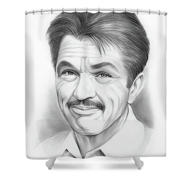 Tom Skerritt Shower Curtain
