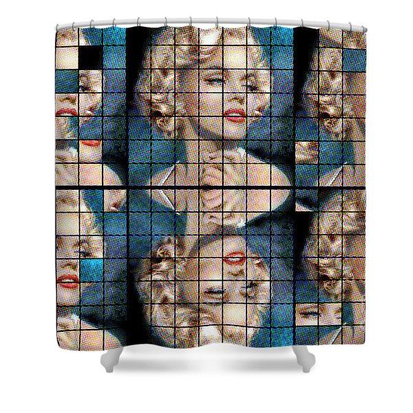 Total-regal Mm 135 Six Shower Curtain