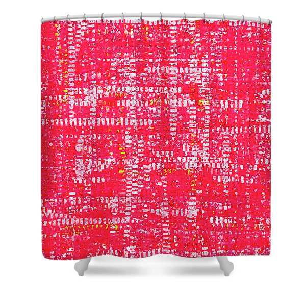 Mosaic Tapestry 1 Shower Curtain