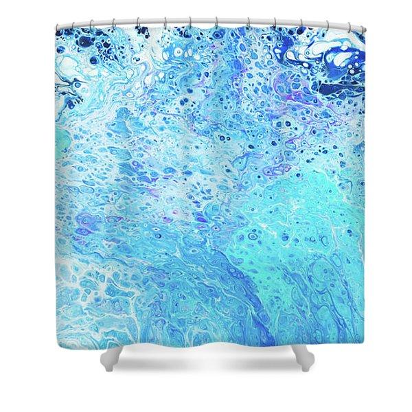 Ulua Beach Shower Curtain