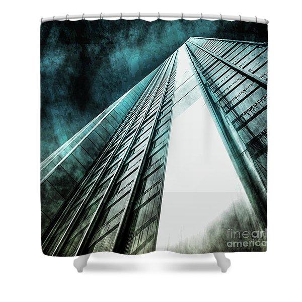 Urban Grunge Collection Set - 09 Shower Curtain