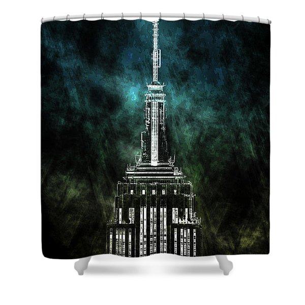 Urban Grunge Collection Set - 10 Shower Curtain
