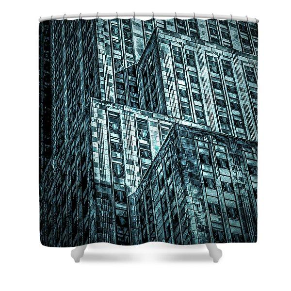 Urban Grunge Collection Set - 11 Shower Curtain